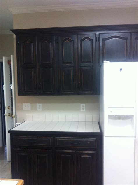 kitchen cabinet wax refinished honey oak cabinets with sloan chalk paint 2846
