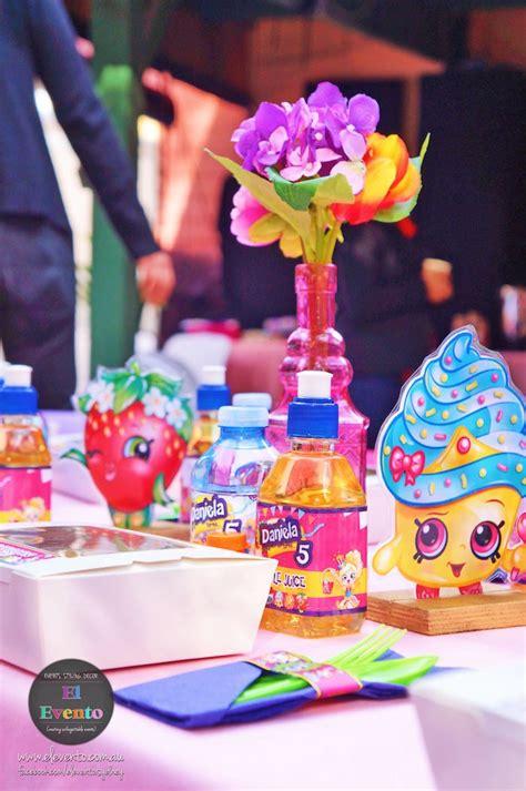 Kara's Party Ideas Trendy Shopkins Birthday Party Kara's