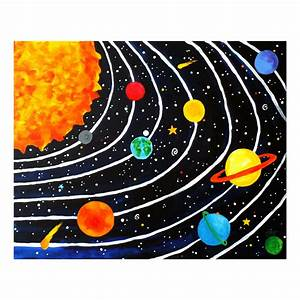 Solar System Art Projects for Preschoolers - Pics about space