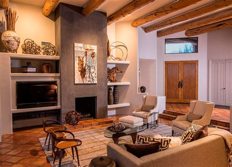 decoration home interior southwestern interior design style and decorating ideas