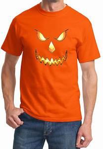 Regular T Shirt Size Chart Mens Shirt Pumpkin Head Tee T Shirt Pumpkin Head Mens