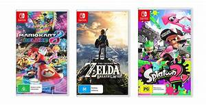 Nintendo Switch Games Are Selling Really Really Well