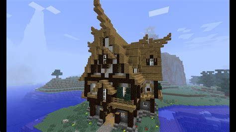 minecraft nordic house tutorial youtube