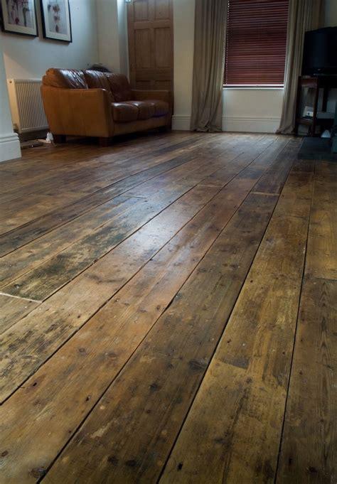 reclaimed floorboards  love love love  floors