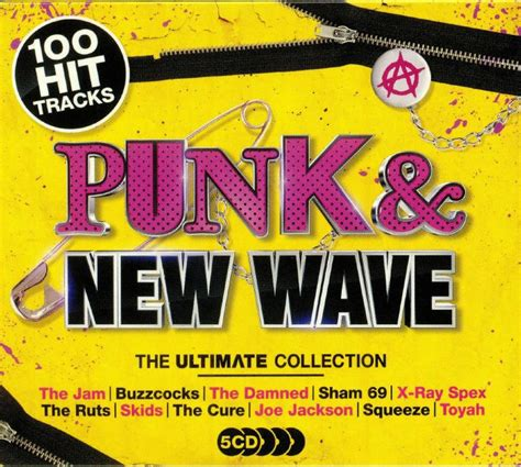 Various Punk & New Wave The Ultimate Collection Vinyl At