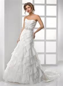 wedding dress with organza wedding dresses with ruffles