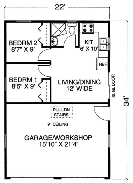 garage floor plans with apartment garage with apartment one level floor plans garage with
