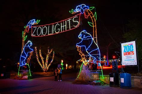 zoolights 2017 lights at the national zoo