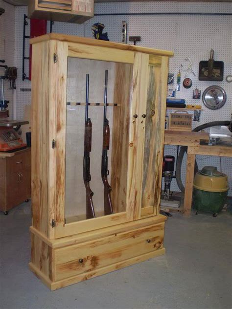 diy gun cabinet plans small easy wood projects baby crib woodworking plans
