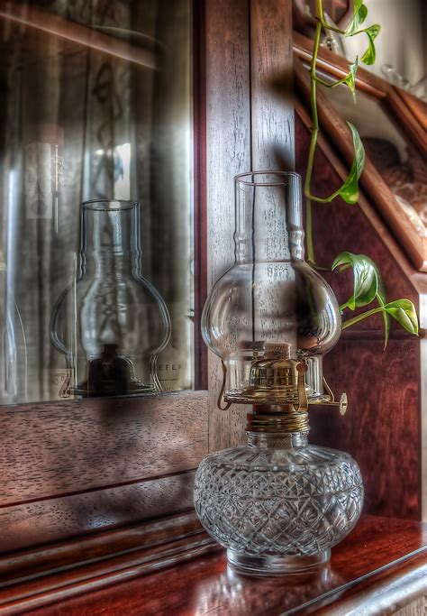 oil lamp hdr creme