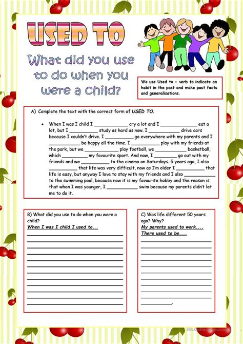 used to review for trinity college grade 7 worksheet free esl printable worksheets made by
