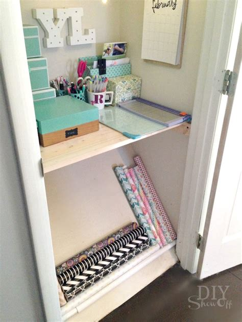 what do to with angled closet floor space diy show