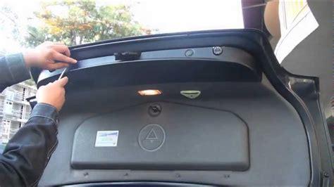 bmw rear camera installation