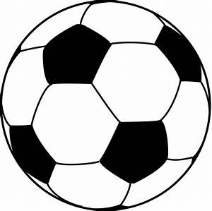Soccer Ball Drawing Template | www.imgkid.com - The Image ...