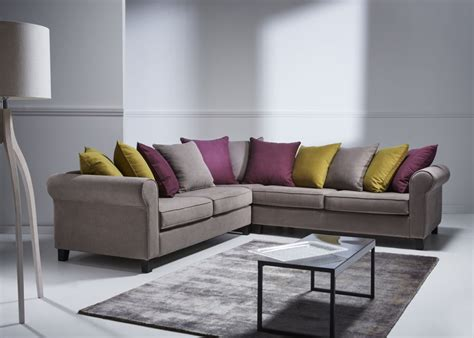 canapé home spirit collection gold collection sofa 39 chic home spirit