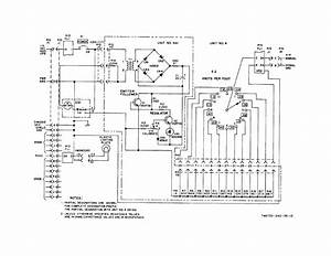 Figure 6 H Control Panel  Schematic Diagram