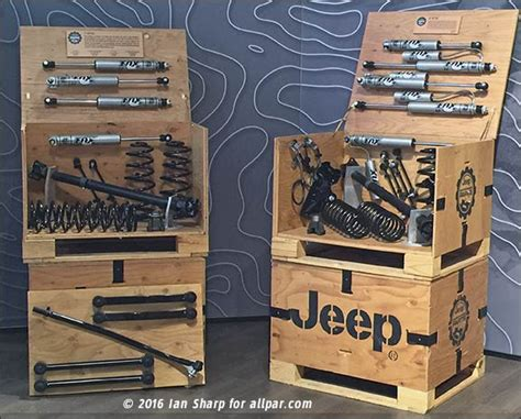 jeep lift kit box detroit 2016 three reports from the floor