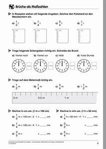 Bruchteile Von Größen Berechnen : mathematik inklusion arbeitsbl tter sekundarstufe i lehrerb ro ~ Themetempest.com Abrechnung