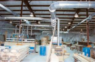 Woodworking Dust Collection Systems