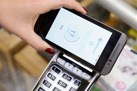 Contactless Mobile Payment by Barclaycard Contactless Mobile Payments For Android Phones