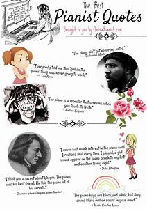 Infographic: The Very Best Piano Quotes in the History of ...