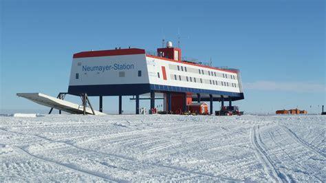 Forschungsstation In Der Antarktis by Forschungsstation Neumayer Iii Antarktis Planet Wissen