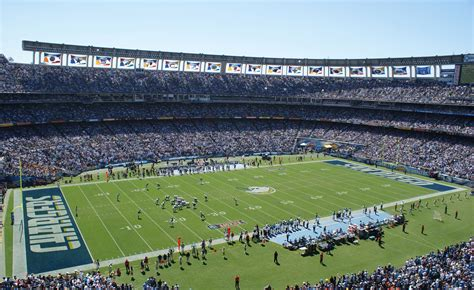 Qualcomm Stadium Is Minutes Away From San Diego Rv Resort