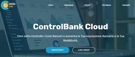 controllo banche controlbank it la nuova fronitera per il controllo delle