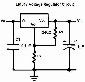 what is an adjustable voltage regulator With the advantage using this configuration is can handle power supply with