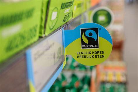 producten met keurmerk fairtrade leveren wereldwijd meer op koken eten adnl