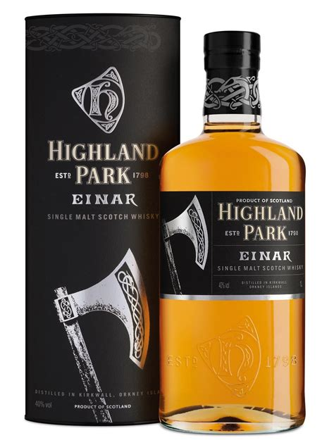 Peace Bridge Duty Free :: EINAR SCOTCH WHISKY