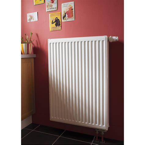 radiateur acier chauffage central radiateur chauffage central blanc l 60 cm 1012 w leroy merlin
