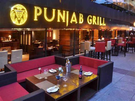 cuisine grill punjab grill restaurant koramangala bangalore punjab
