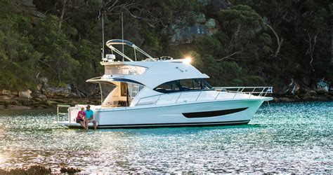 riviera  sports motor yacht  sale sys yacht sales
