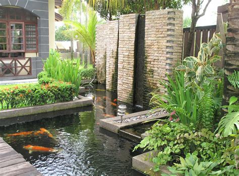 ponds and fountains design outdoor garden wall fountains design ideas models home design