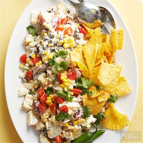 tex mex potato salad