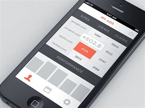 flat mobile ui design  remarkable user experience