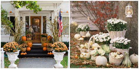 25 Outdoor Halloween Decorations - Porch Decorating Ideas
