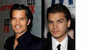 7 Male Celebrities who Look Like the Son of Other Celebrities