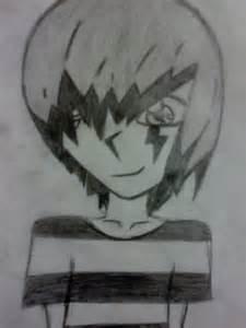 Easy Emo Anime Boy Drawings