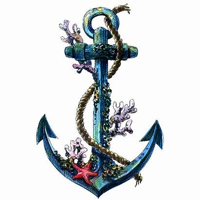 Homeowners Attention Rental Anchor Watercolor Things