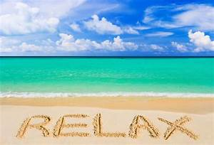 Relaxing Beach ... Relaxing Holidays Quotes