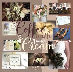 gold wedding cake toppers coffee with wedding colour schemeivy wedding