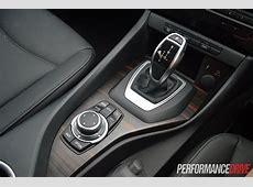 2015 BMW X1 sDrive20iiDrive control