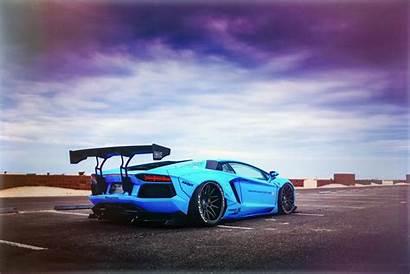 Lamborghini Liberty Aventador Walk Shark Wallpapers Lp700