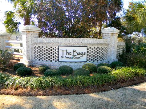 prince creek willow bay murrells inlet real estate