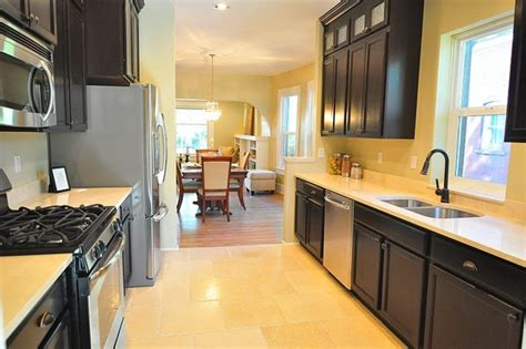galley kitchen remodel traditional kitchen denver
