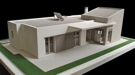 atrium maquetas arquitectonicas vivienda unifamiliar