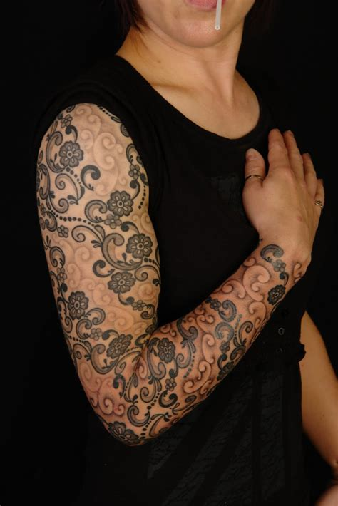 Lace Tattoos Designs, Ideas And Meaning  Tattoos For You