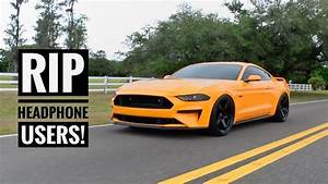 PROCHARGED 10 SPEED MUSTANG GT REVIEW - YouTube